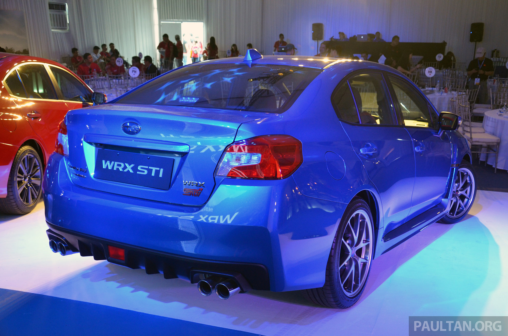 2014 Wrx Sti >> Subaru WRX and WRX STI launched in the region, sports sedans to arrive in Malaysia from July ...