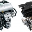 toyota 1.3 and 1.0 litre engines
