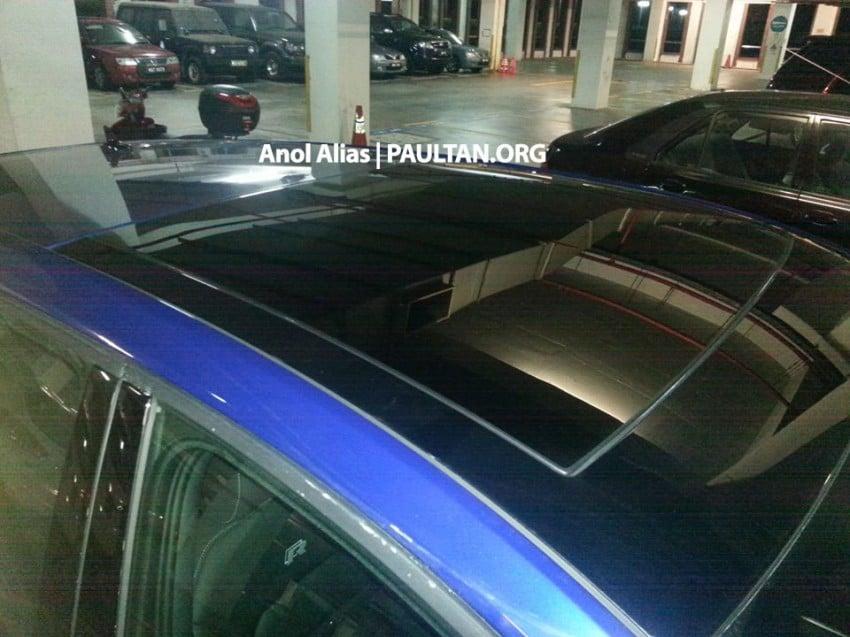 SPIED: Volkswagen Golf R Mk7 seen at JPJ Putrajaya Image #244920