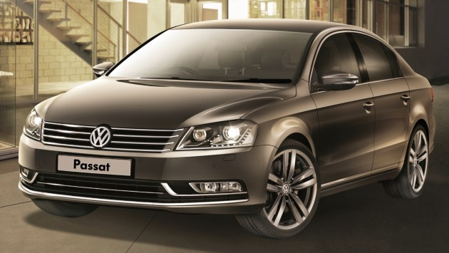 volkswagen passat updated with more kit in malaysia rm171k. Black Bedroom Furniture Sets. Home Design Ideas