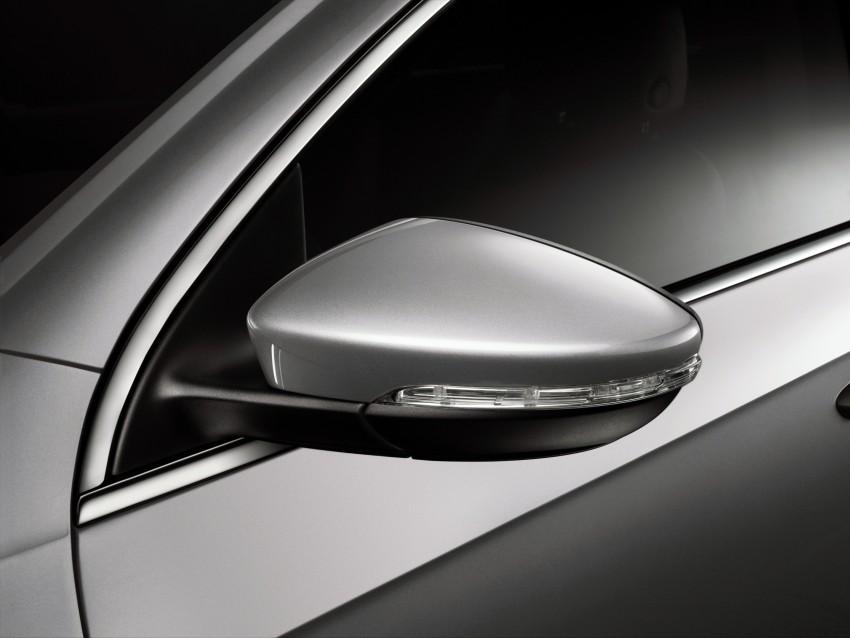 Volkswagen Passat updated with more kit, RM171k Image #240475