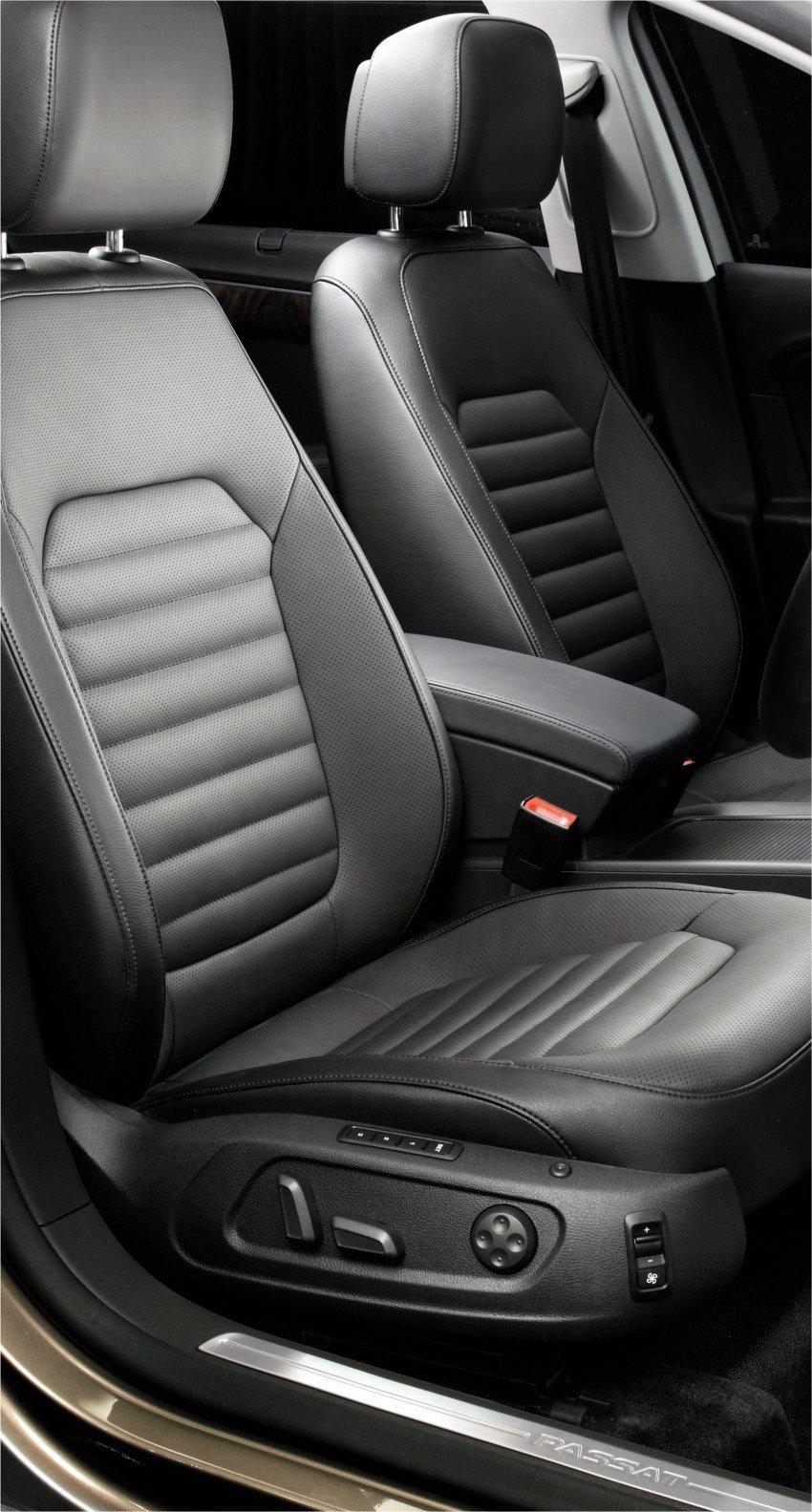 Volkswagen Passat updated with more kit, RM171k Image #240476
