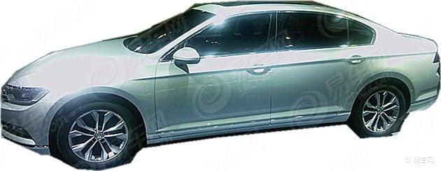 New Volkswagen Passat (B8) for China leaked! Image #245177