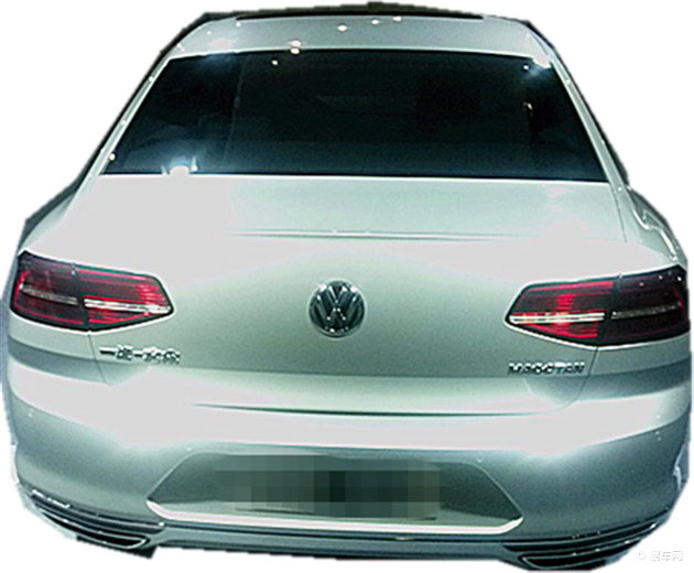 New Volkswagen Passat (B8) for China leaked! Image #245178