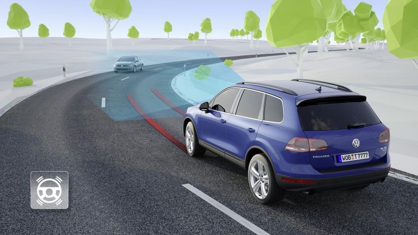 Volkswagen Touareg: second-gen facelift for Beijing Image #272214