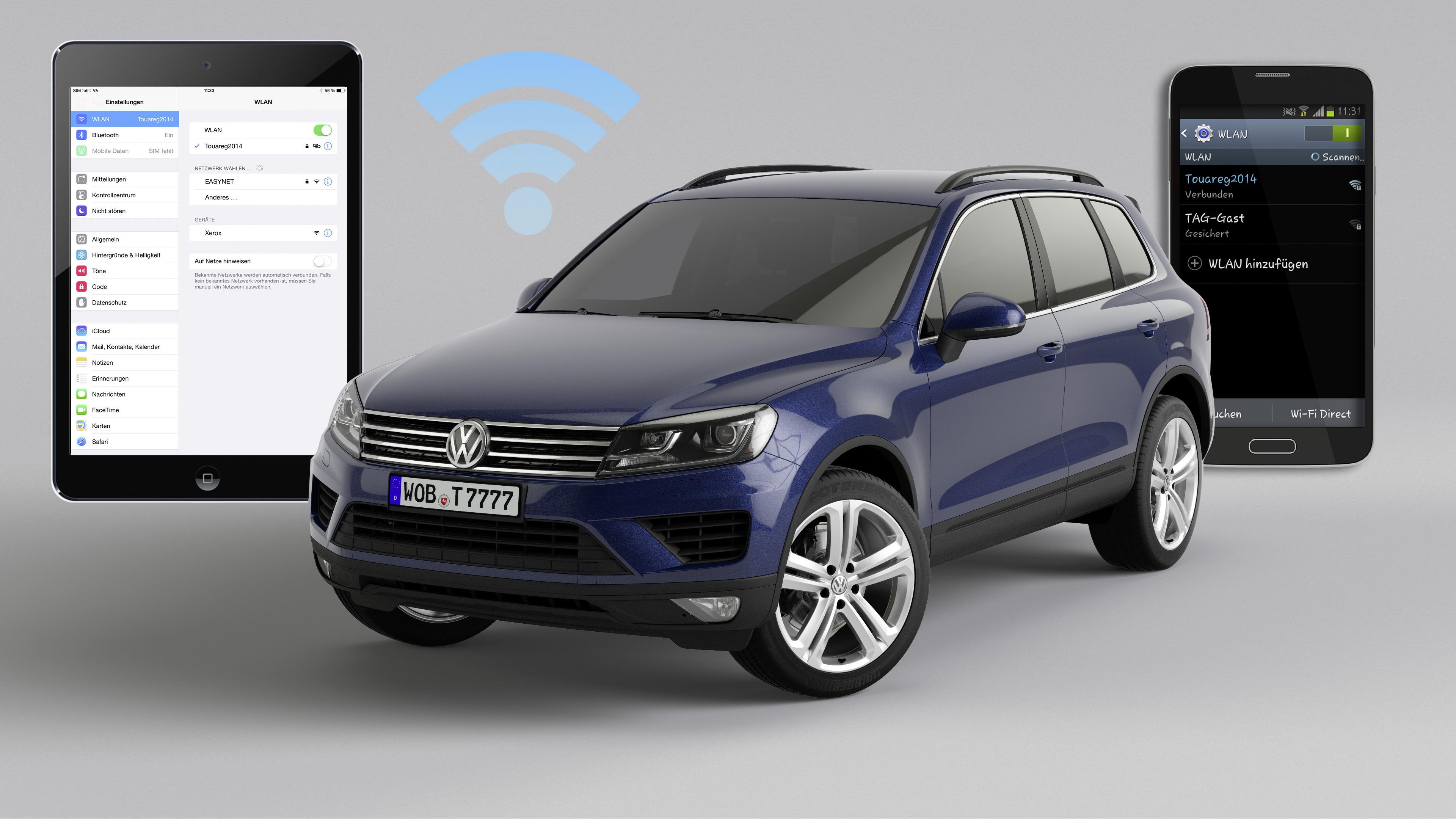 Volkswagen Touareg 2018 >> Volkswagen Touareg: second-gen facelift for Beijing Paul Tan - Image 272223