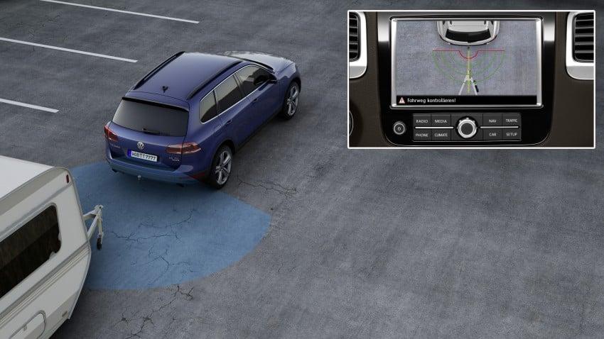 Volkswagen Touareg: second-gen facelift for Beijing Image #272228