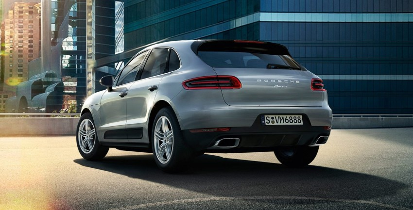 Porsche Macan entry engine revealed, 237 hp 2.0 turbo Image #243598