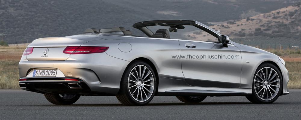 (A217): Classe S Cabrio está quase pronta 13662066683_d79492aeb0_b