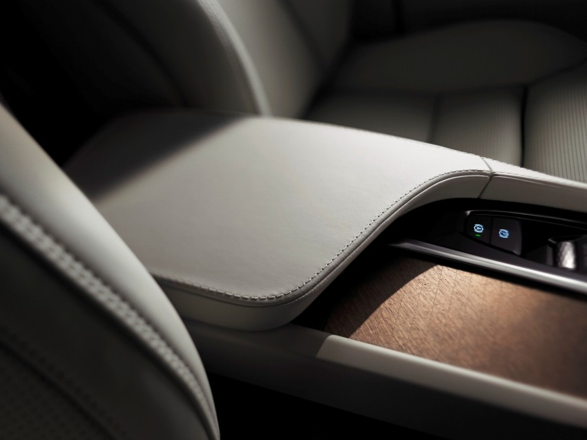 Volvo XC90 – next-generation interior photos released Image #249940