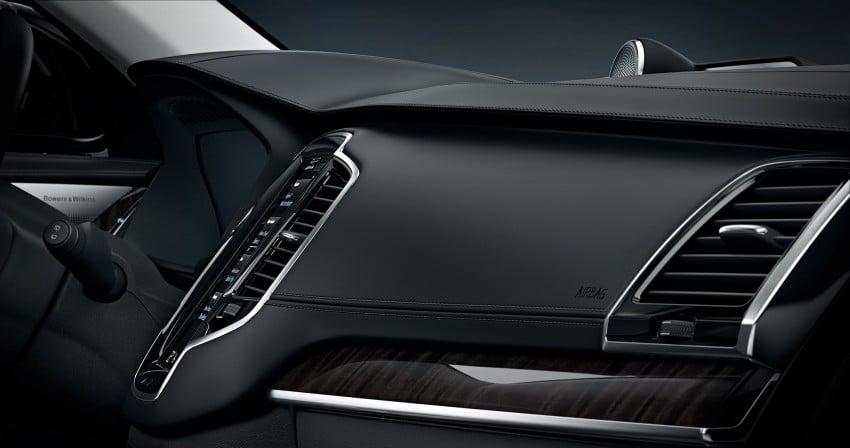 Volvo XC90 – next-generation interior photos released Image #249944