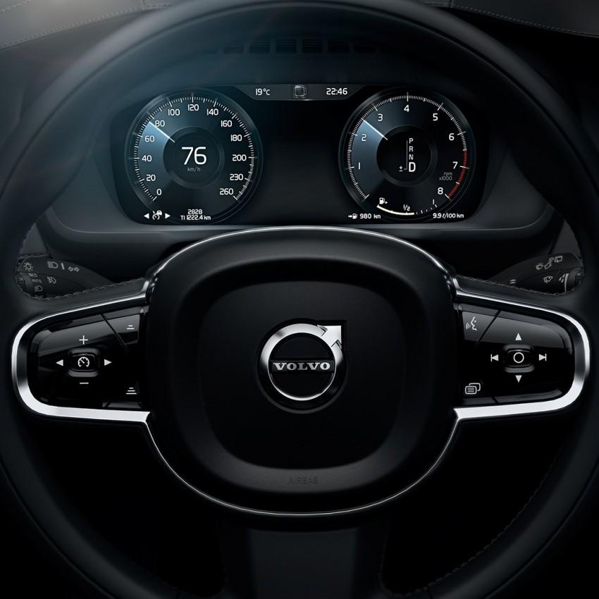Volvo XC90 – next-generation interior photos released Image #249942