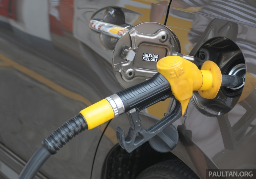 Fuel prices at the pump in Malaysia significantly lower than many major developed economies, claims study Image #246261