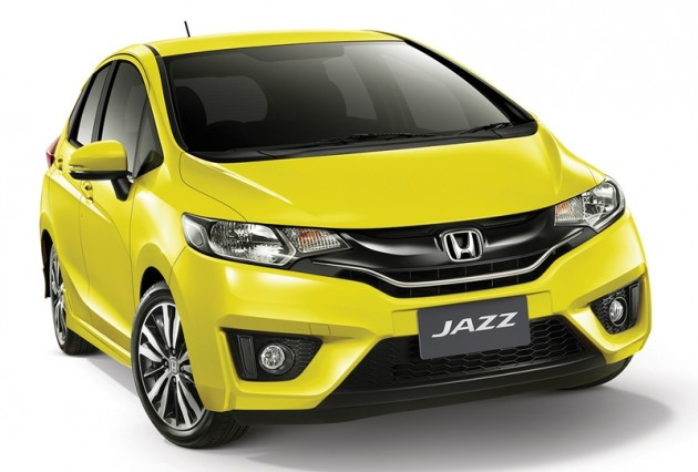 New Honda Jazz Launched In Thailand From Rm55 000