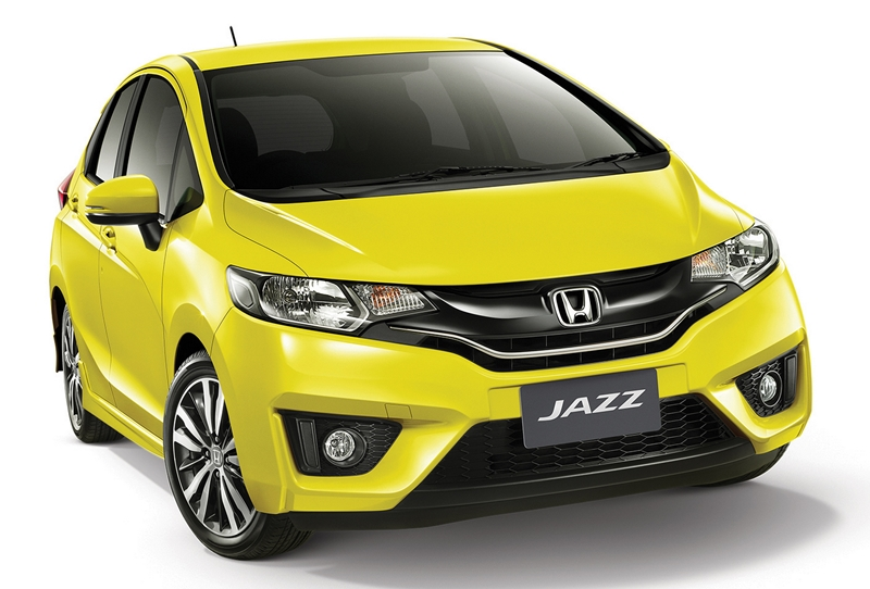 New Honda Jazz launched in Thailand, from RM55,000 Image #249073