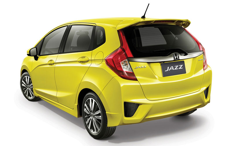 New Honda Jazz launched in Thailand, from RM55,000 Image #249076