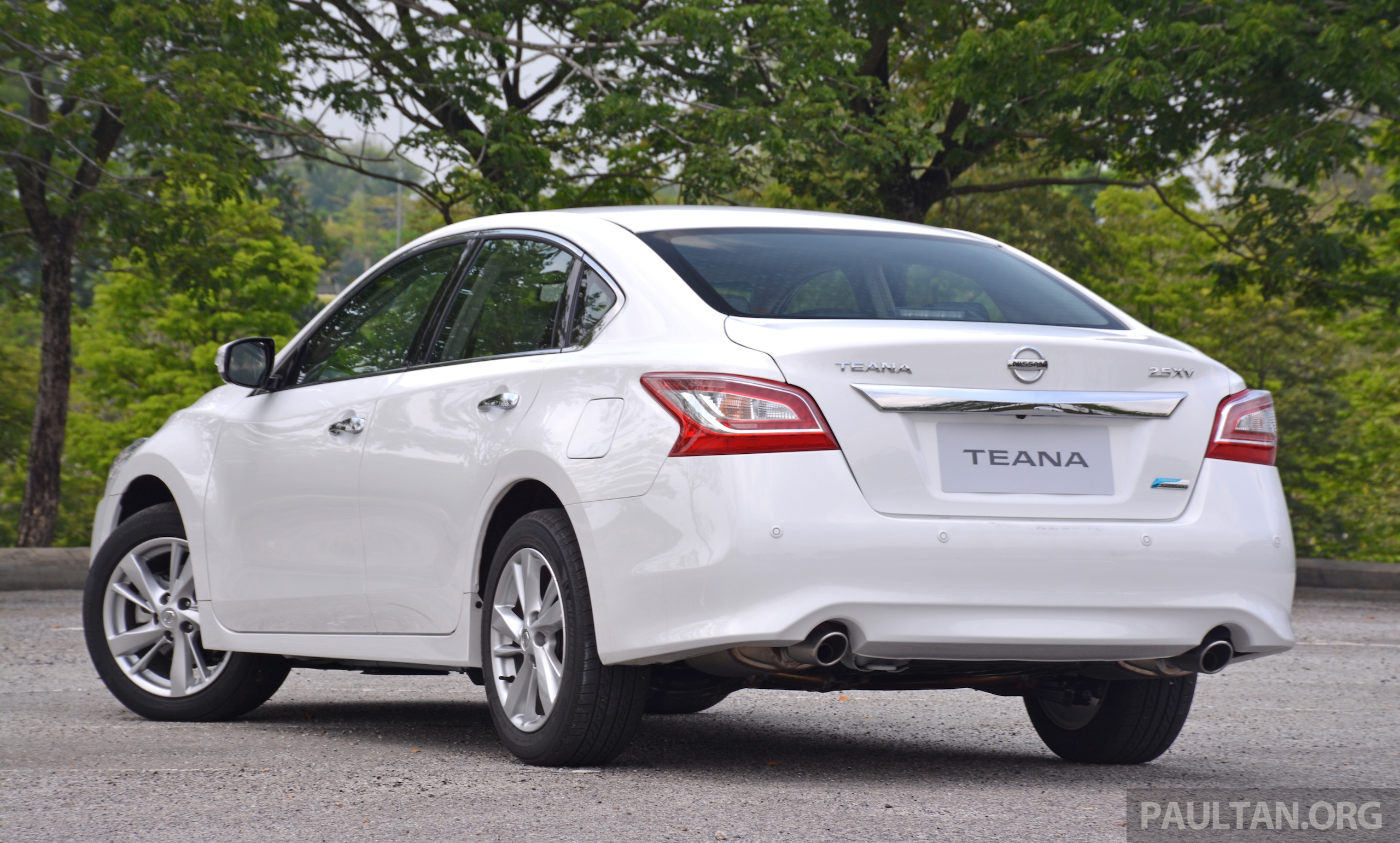 Driven 2014 Nissan Teana Ups The D Segment Ante Image 247948