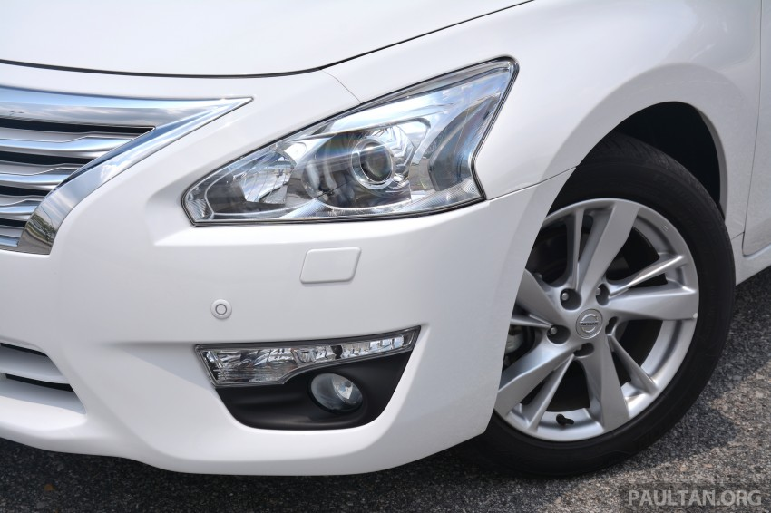 DRIVEN: 2014 Nissan Teana ups the D-segment ante Image #247952