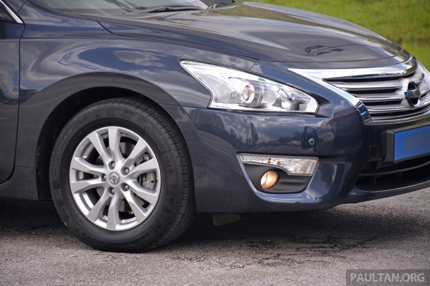 DRIVEN: 2014 Nissan Teana ups the D-segment ante Image #247953