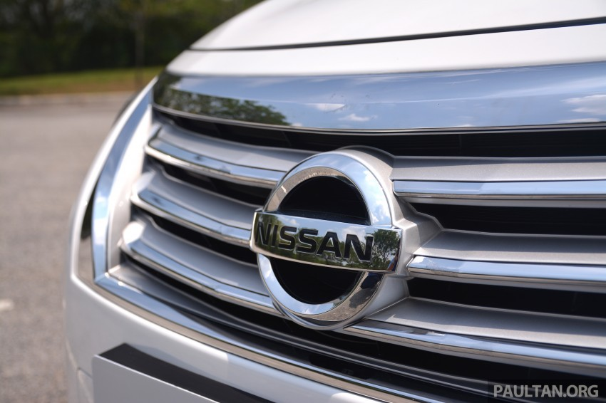 DRIVEN: 2014 Nissan Teana ups the D-segment ante Image #247957