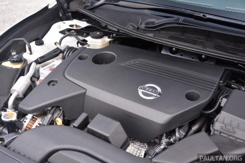 DRIVEN: 2014 Nissan Teana ups the D-segment ante Image #247968