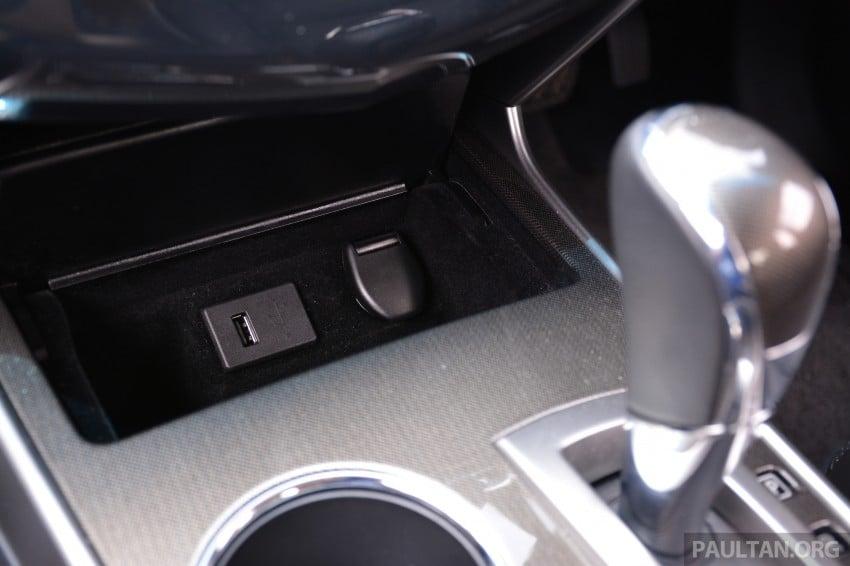 DRIVEN: 2014 Nissan Teana ups the D-segment ante Image #247986