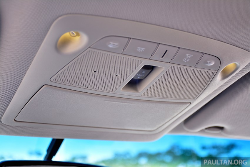 DRIVEN: 2014 Nissan Teana ups the D-segment ante Image #247995