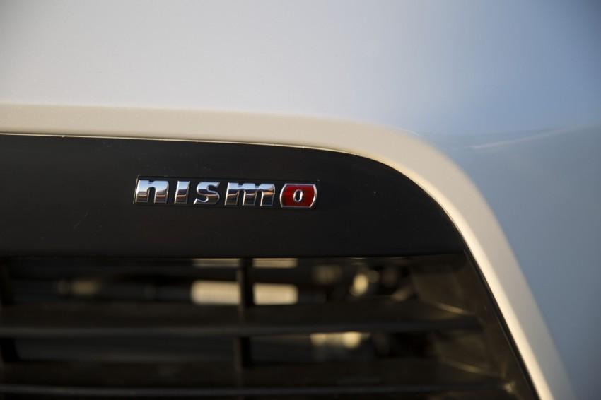 2015 Nissan 370Z Nismo – new looks, 7-speed auto Image #248164