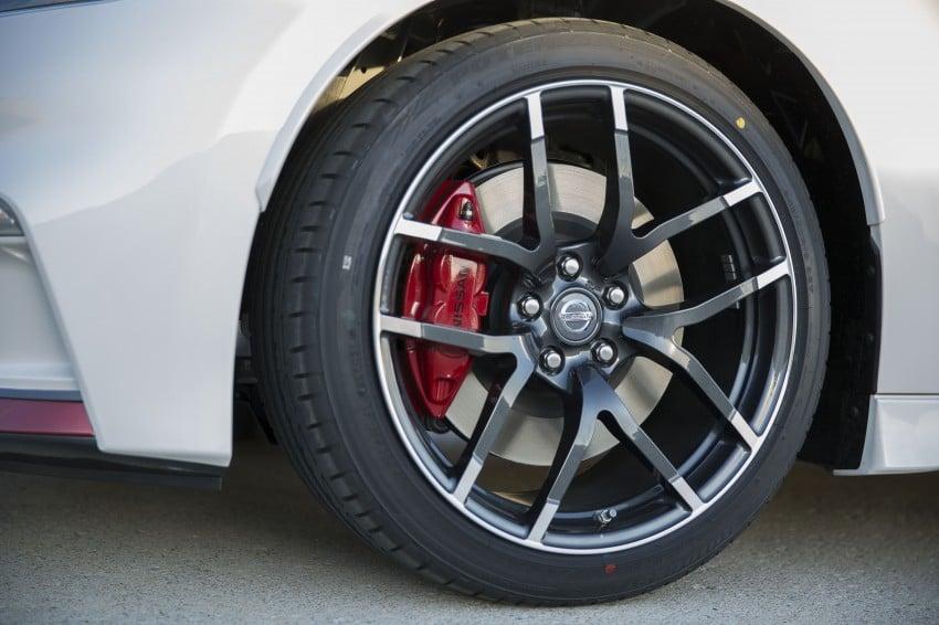 2015 Nissan 370Z Nismo – new looks, 7-speed auto Image #248161
