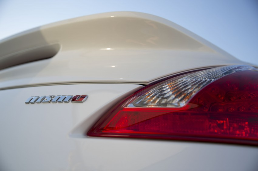 2015 Nissan 370Z Nismo – new looks, 7-speed auto Image #248160