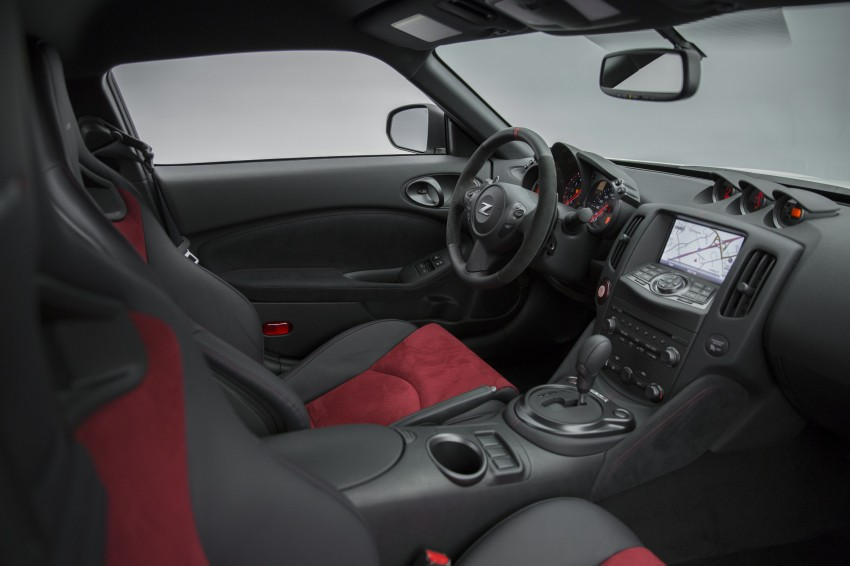 2015 Nissan 370Z Nismo – new looks, 7-speed auto Image #248155