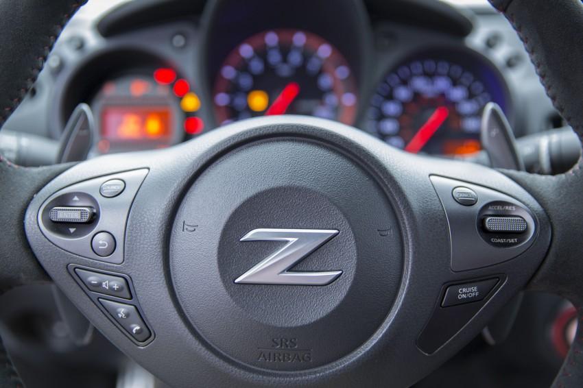 2015 Nissan 370Z Nismo – new looks, 7-speed auto Image #248153