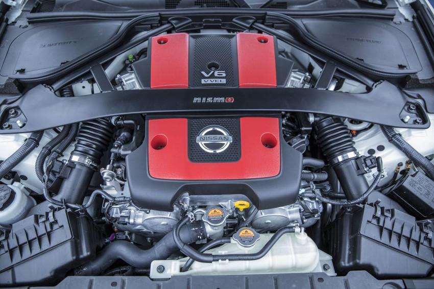 2015 Nissan 370Z Nismo – new looks, 7-speed auto Image #248151