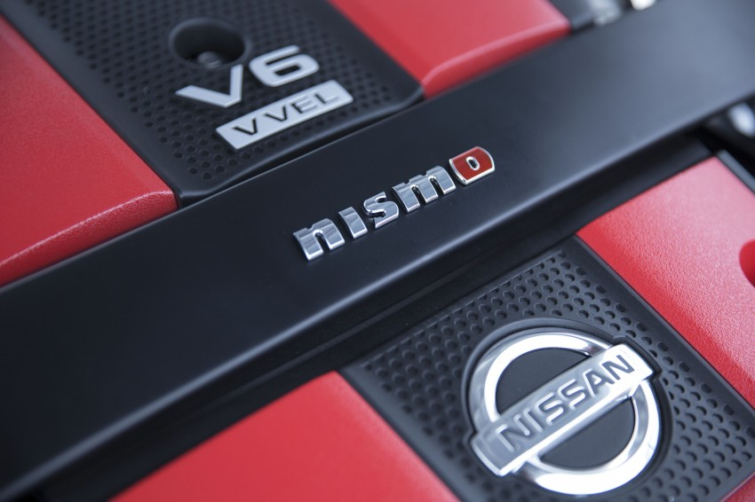 2015 Nissan 370Z Nismo – new looks, 7-speed auto Image #248152