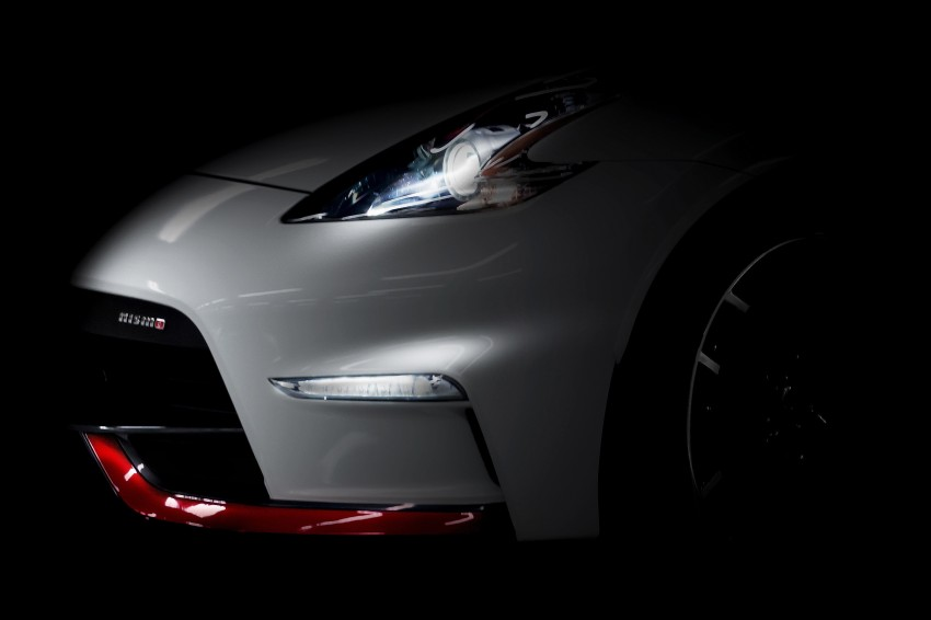 Nissan 370Z Nismo – updated tuned sports car teased Image #247816