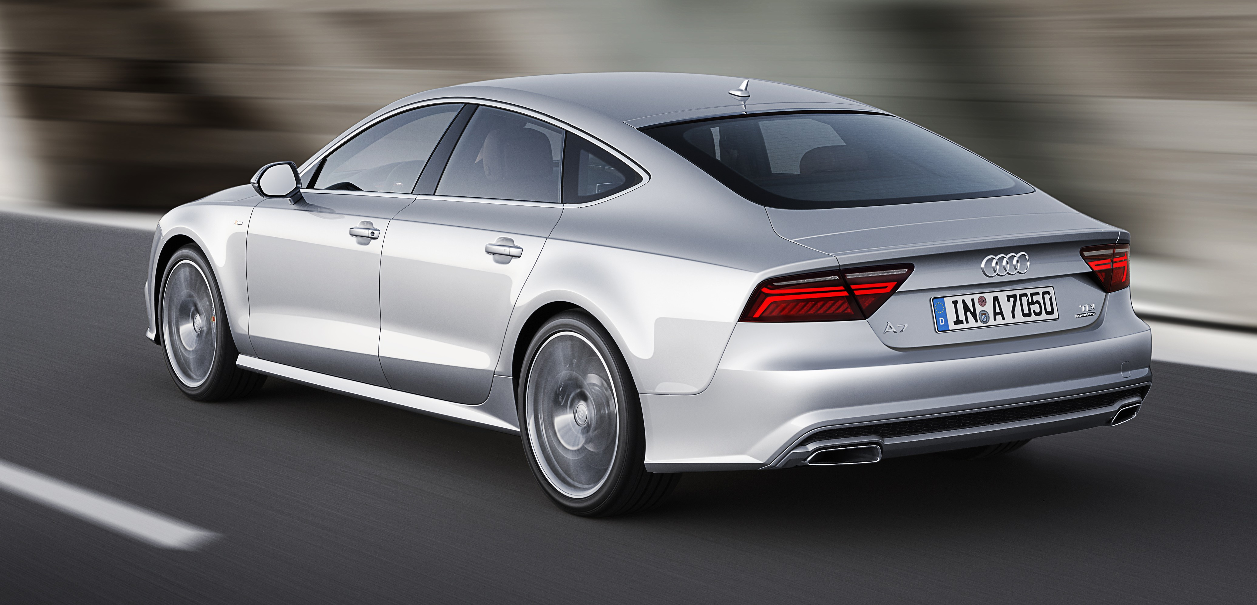 Audi A7 And S7 Sportback Facelift New 3 0 Tdi Ultra Paul