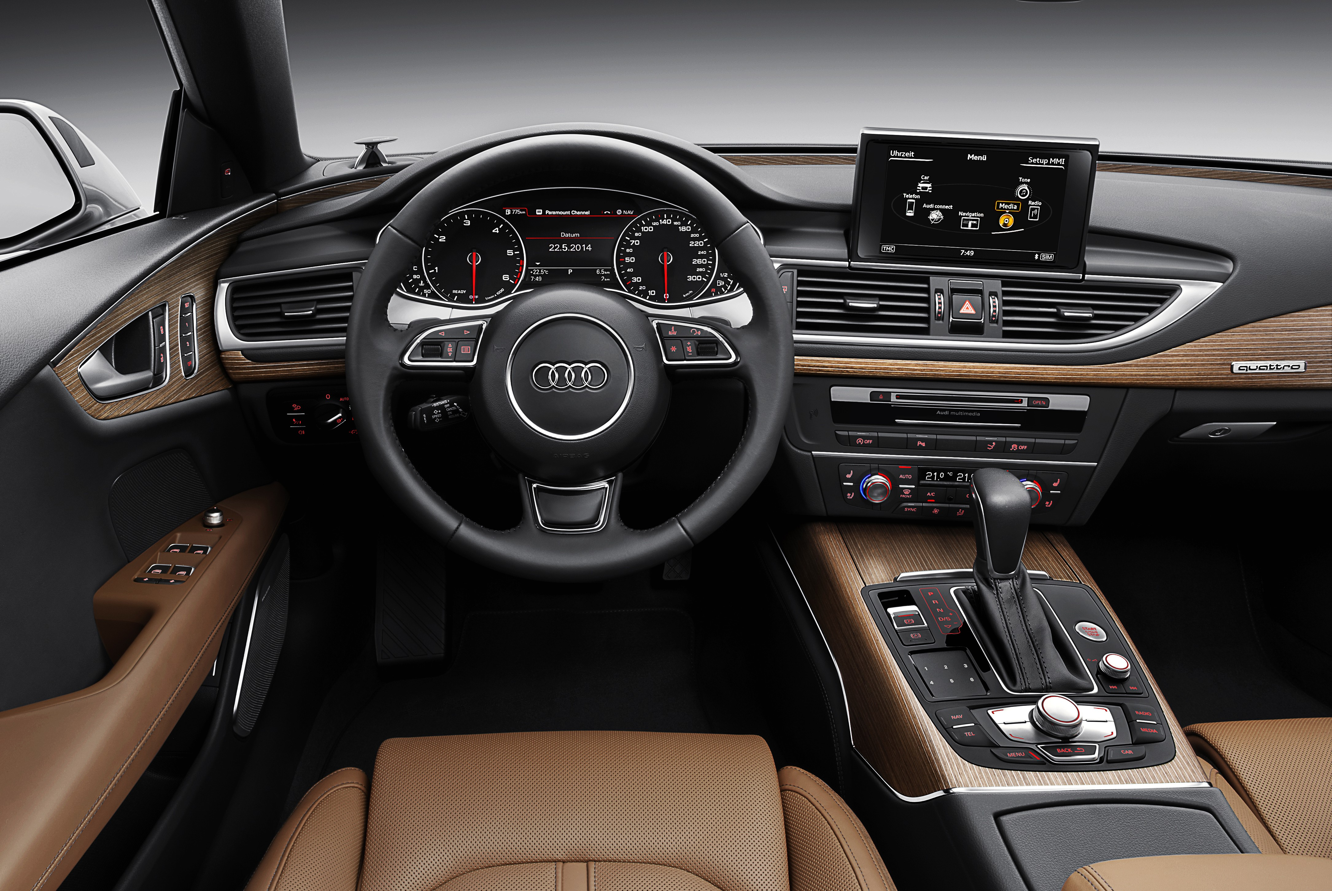 Audi A7 And S7 Sportback Facelift New 3 0 Tdi Ultra
