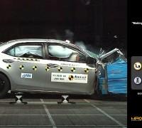 ASEAN NCAP P-3 Toyota Corolla Altis 2