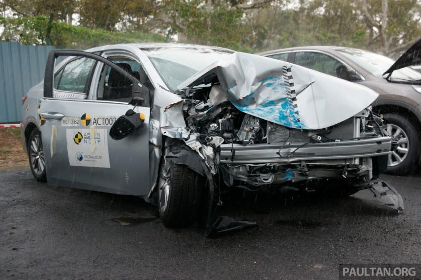 Thử nghiệm độ an toàn ô tô: Xe hãng nào an toàn nhất? (25)