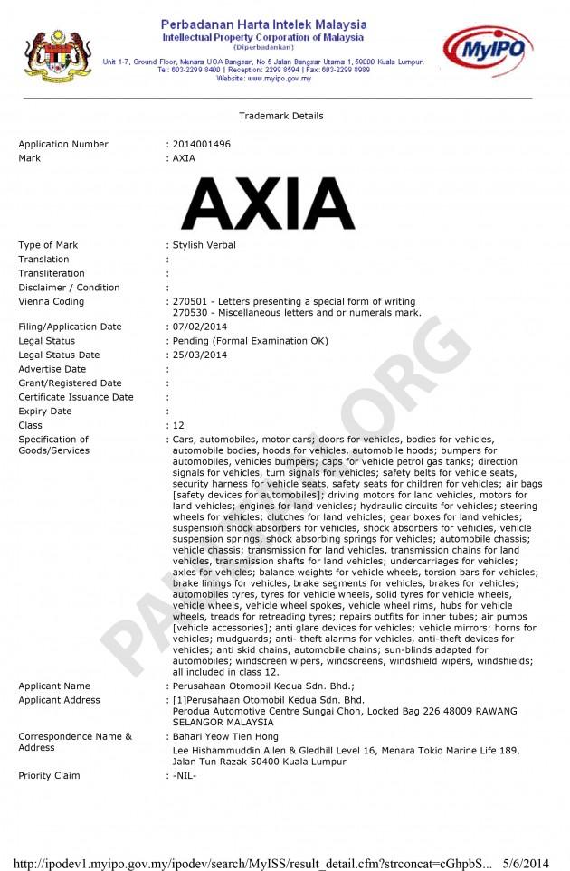 AXIA-2
