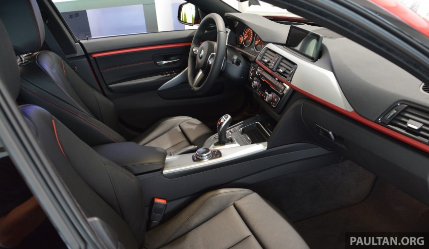 DRIVEN: F36 BMW 4 Series Gran Coupe in Spain Image 250450
