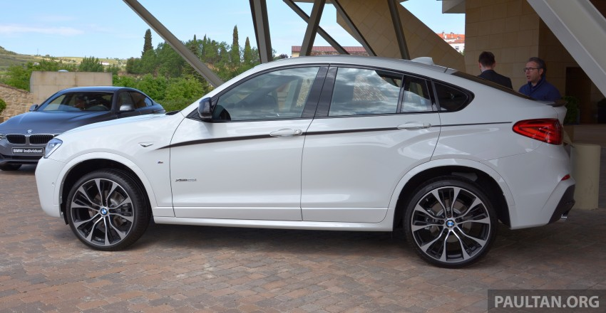 Driven F26 Bmw X4 The X3 Redrawn As A Coupe Image 252107