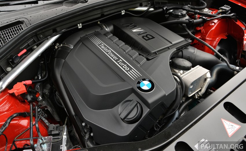 DRIVEN: F26 BMW X4 – the X3 redrawn as a 'coupe' Image #252127