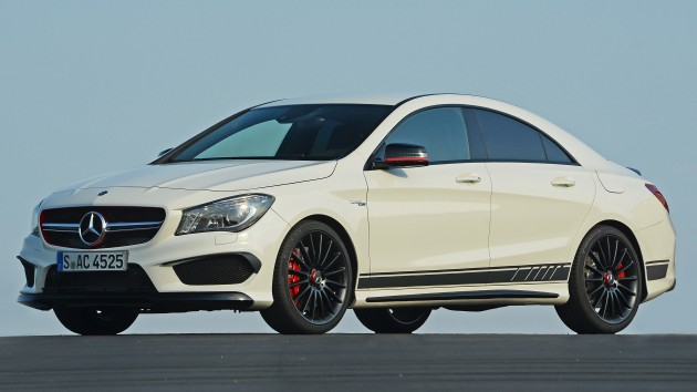 mercedes benz cla 45 amg now available rm393k. Black Bedroom Furniture Sets. Home Design Ideas