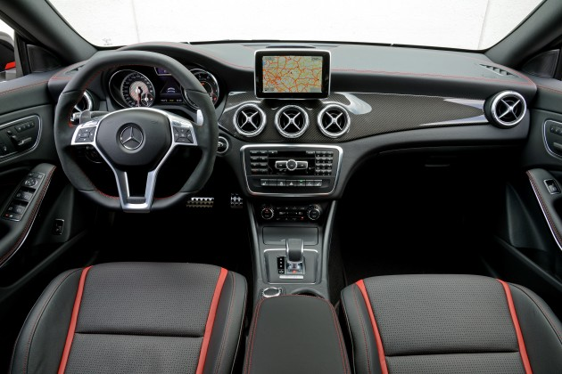 Mercedes Benz Cla 45 Amg Now Available Rm393k