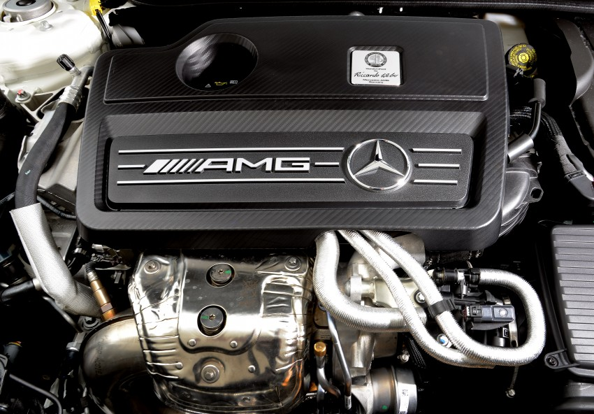 Mercedes-Benz CLA 45 AMG now available – RM393k Image #246745