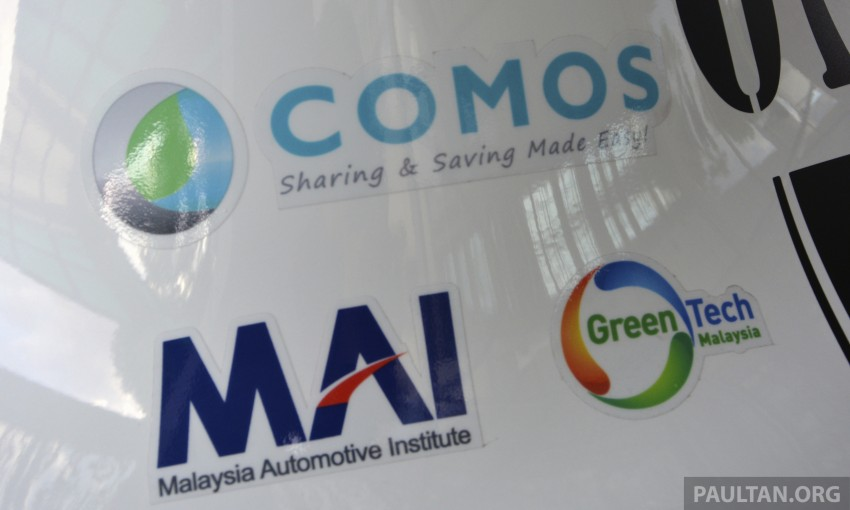 COMOS EV car-sharing programme to launch in August – rent a Twizy, Zoe or Leaf in KL, by the hour Image #246321