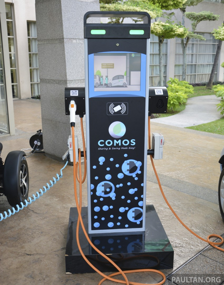 COMOS EV car-sharing programme to launch in August – rent a Twizy, Zoe or Leaf in KL, by the hour Image #246322