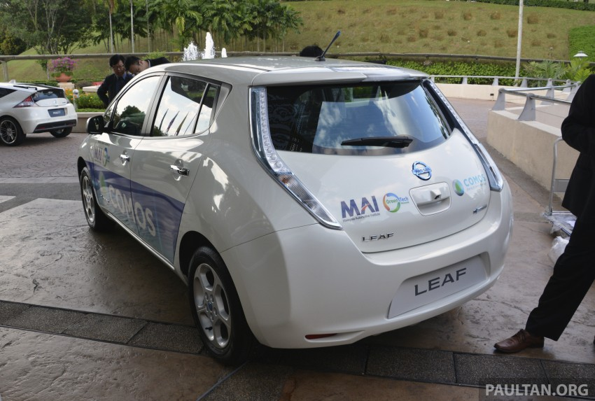 COMOS EV car-sharing programme to launch in August – rent a Twizy, Zoe or Leaf in KL, by the hour Image #246326