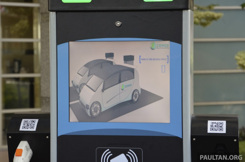 COMOS EV car-sharing programme to launch in August – rent a Twizy, Zoe or Leaf in KL, by the hour Image #246327